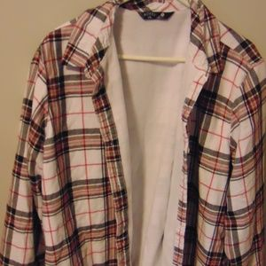Rider's by Lee woman xl flannel button up